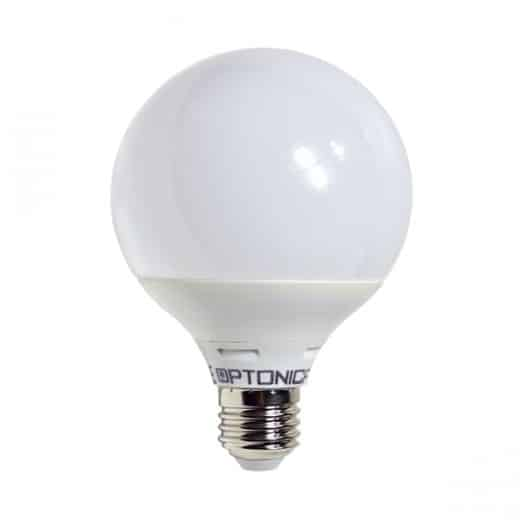 Ampoule à LED E27 G95 12W dimmable