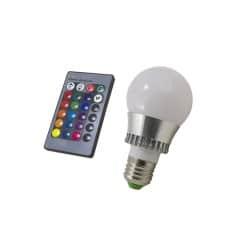 Ampoule E27 5W RGB