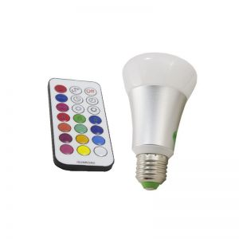 Ampoule E27 10W RGB
