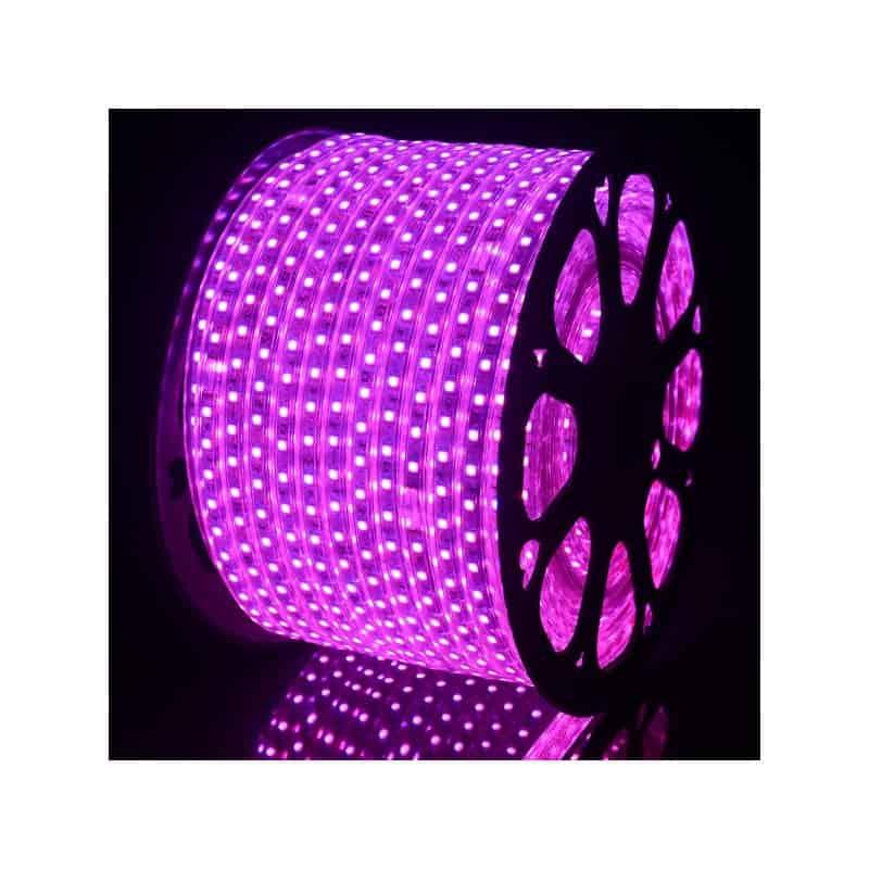 ruban led 220v violet. Black Bedroom Furniture Sets. Home Design Ideas