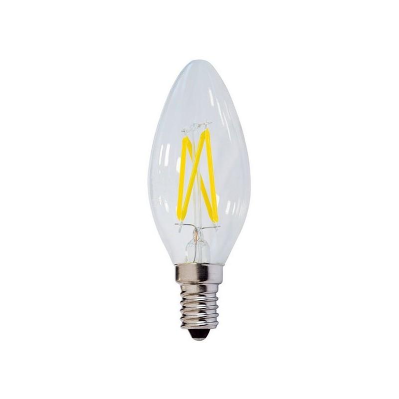 Ampoule à LED E14 4W Filament