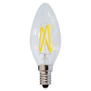 Ampoule à LED E14 4W Filament dimmable