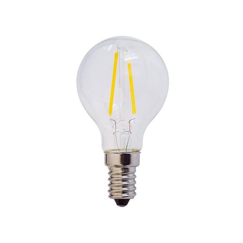 Ampoule à LED E14 2W Filament