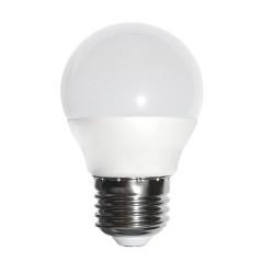 Ampoule LED en plastique G45 E27 4W