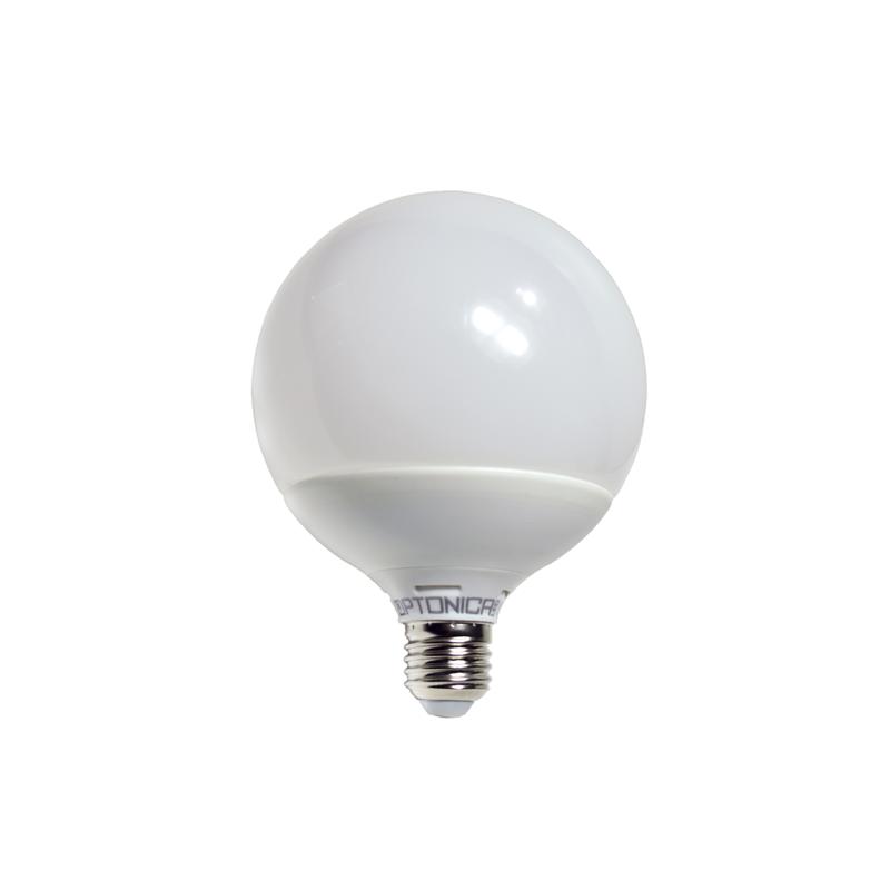 Ampoule LED en plastique G120 E27 15W