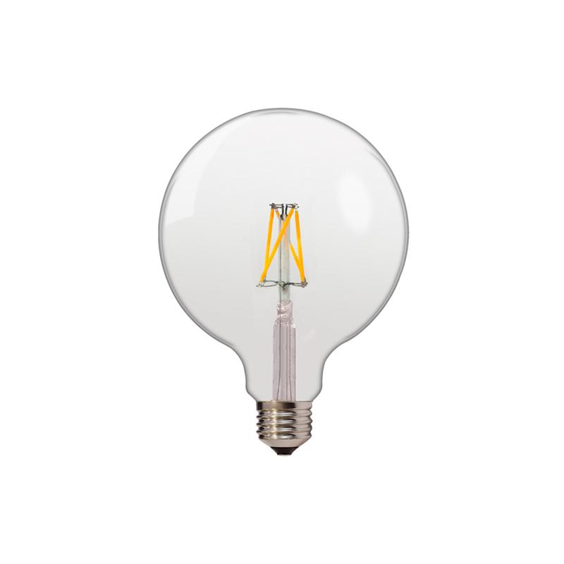 Ampoule à LED E27 4W G125 Filament