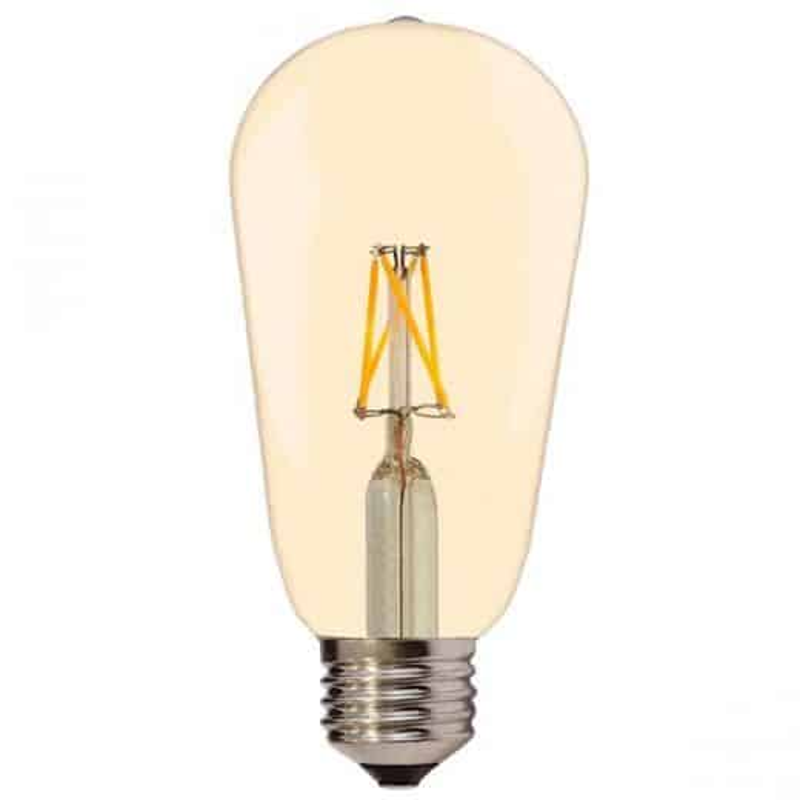 Ampoule à LED E27 4W ST64 Filament