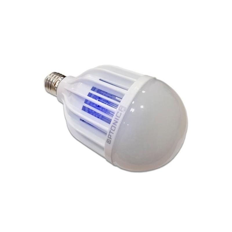 Ampoule anti-moustiques E27 8W