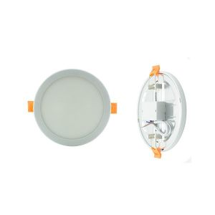 Spot extra plat diamètre ajustable 8W