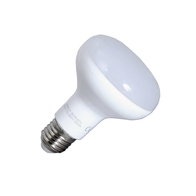Ampoule E27 8W R63