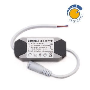 Alimentation 15W à 24W Dimmable