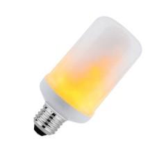 Ampoule E27 effet flamme 5W