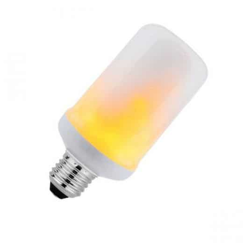 Ampoule à LED E27 effet flamme 5W