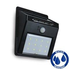 Applique solaire avec détecteur