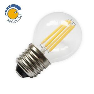 Ampoule E27 4W G45 dimmable