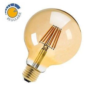 Ampoule à LED 6W G125 dimmable