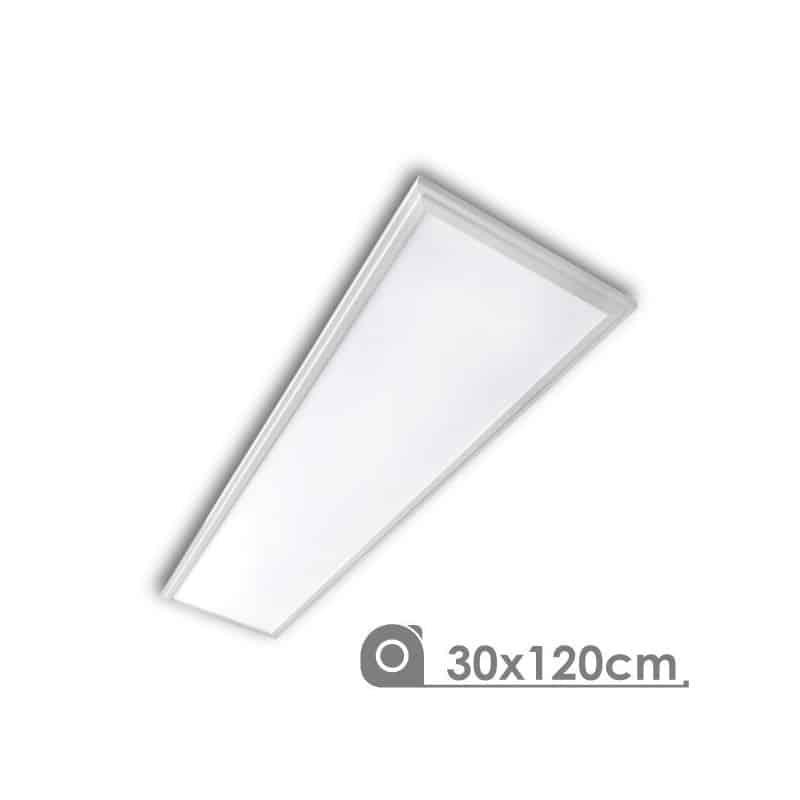 Dalle LED 120x30cm
