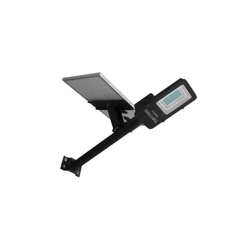 Lampadaire solaire 100W