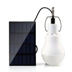 Ampoule à LED solaire 15W