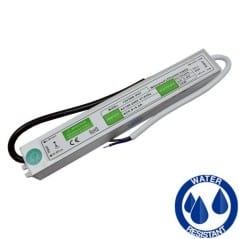 Alimentation Ruban LED 36W 230V/12V étanche