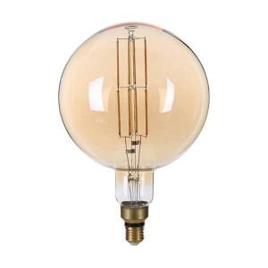 Ampoule E27 G200 8W dimmable