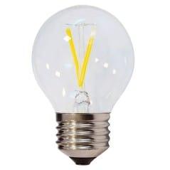 Ampoule à LED E27 2W G45 Filament