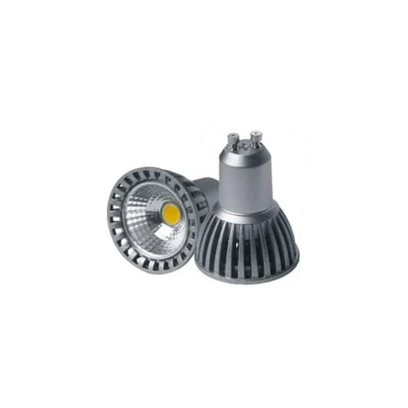 Ampoule GU10 3W COB