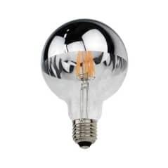 Ampoule 4W filament miroir haut