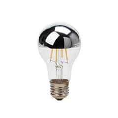 Ampoule E27 4W filament miroir haut