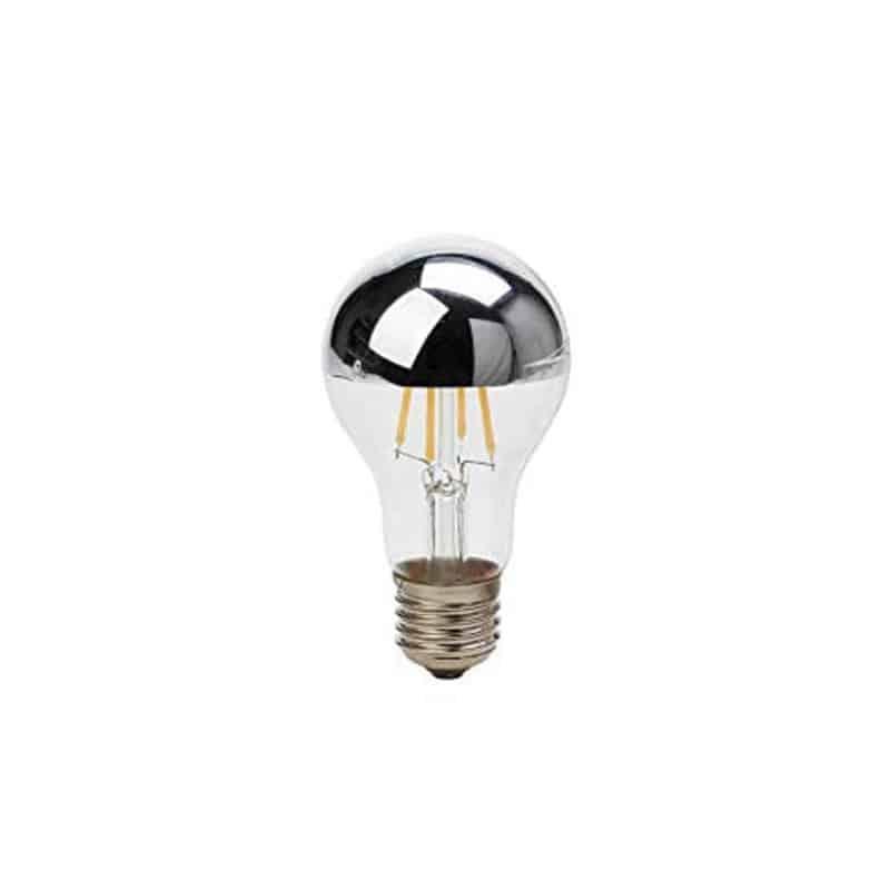 Ampoule E27 7W filament miroir haut
