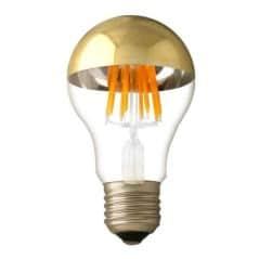 Ampoule E27 7W filament miroir bas