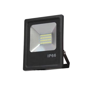 Projecteur LED 30W Noir IP66