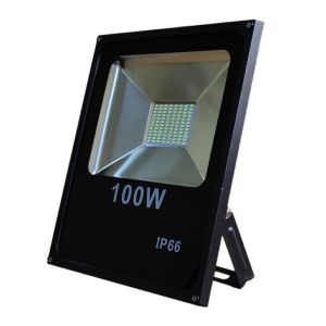 Projecteur LED 100W Noir IP66