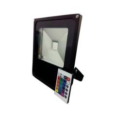 Projecteur LED 10W RGB