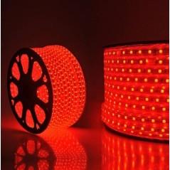 Ruban LED 220V Rouge