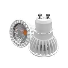 Ampoule GU10 4W COB Blanc