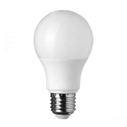 Ampoule E27 10W A60 dimmable