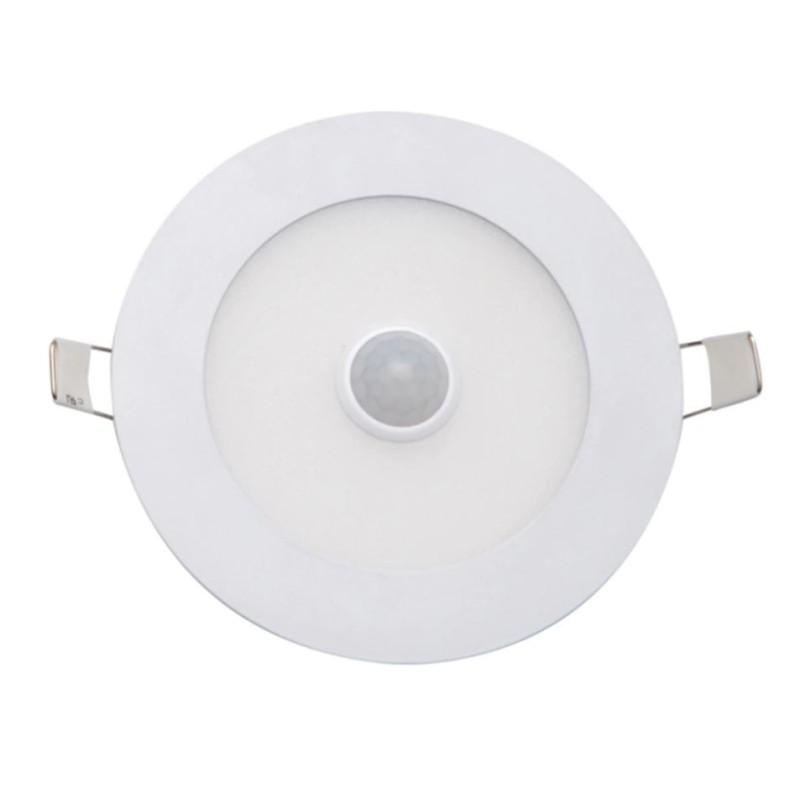 Spot extra plat 12W avec détecteur