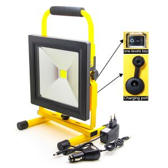 Projecteur Rechargeable 30W