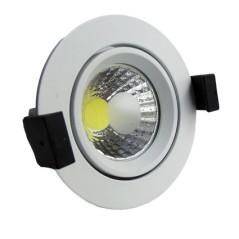 Spot orientable 8W Blanc