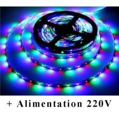 Kit Ruban LED RGB 24V-230V RGB