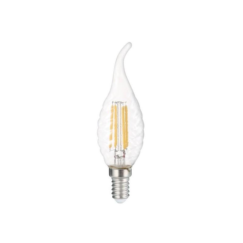 Ampoule E14 4W Flamme