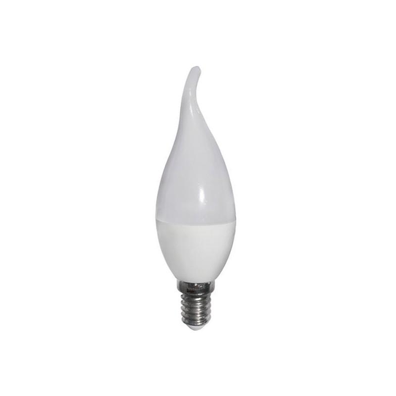 Ampoule E14 6W Flamme