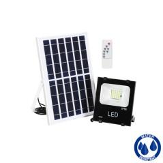 Projecteur solaire 30W