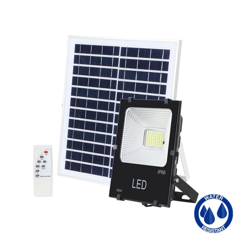 Projecteur solaire 50W