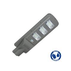 Lampadaire solaire 60W avec détecteur