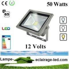 Projecteur LED 50W 12V
