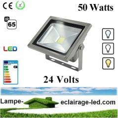 Projecteur LED 50W 24V