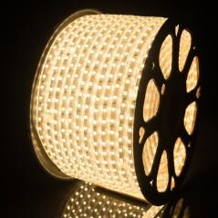 Ruban LED 220V Blanc Chaud