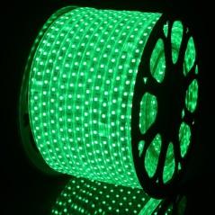 Ruban LED 220V Vert